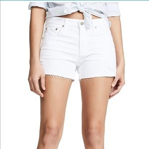 AG Women's The Hailey Cutoff Short